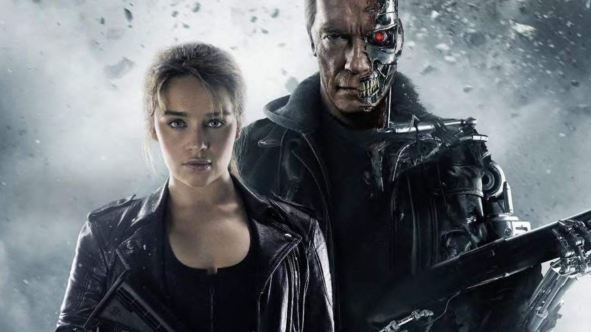 Alles over 'Terminator: Genisys'
