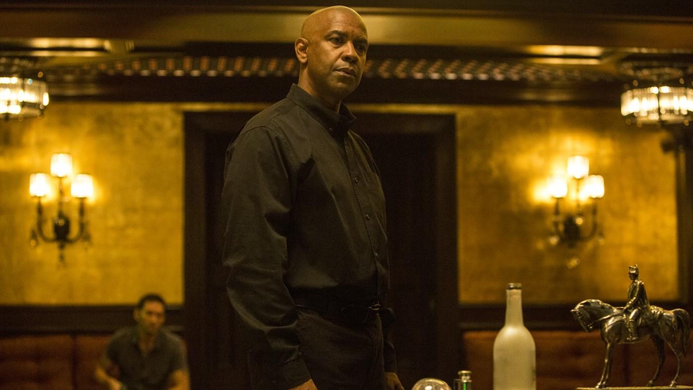 Denzel Washington terug in 'The Equalizer 2' in 2017