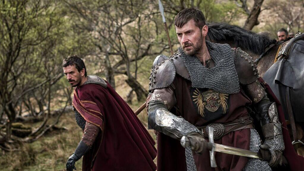 Richard Armitage en Jon Bernthal in eerste beelden 'Pilgrimage'