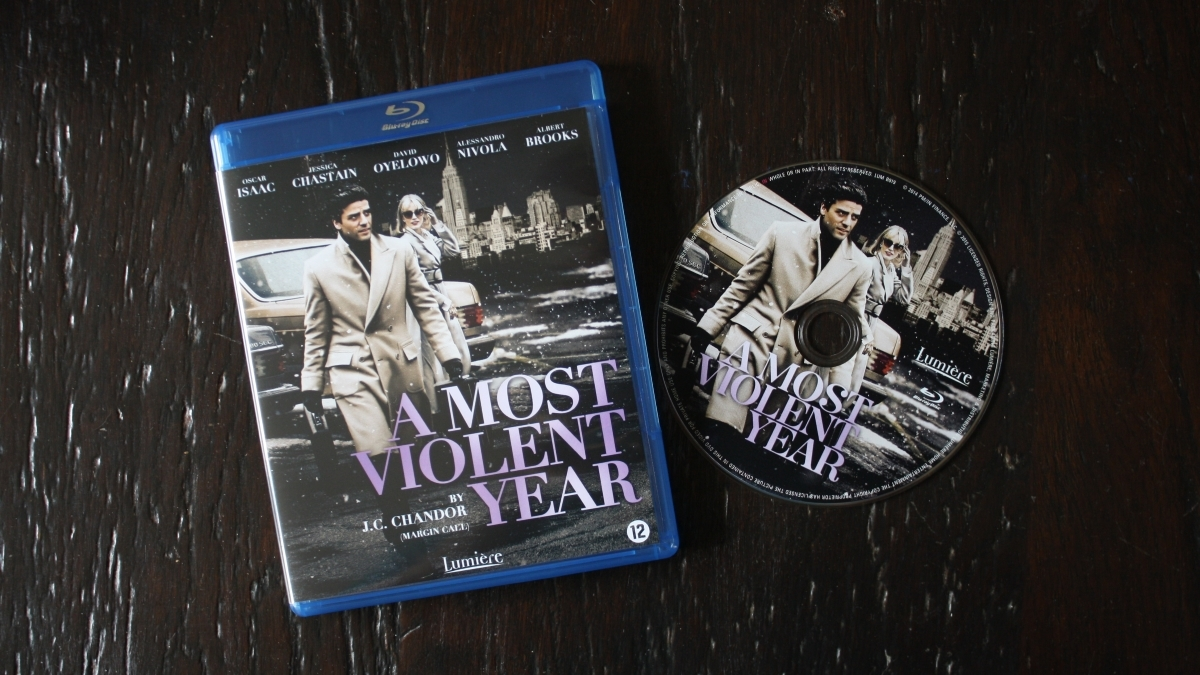 Blu-ray review: 'A Most Violent Year'
