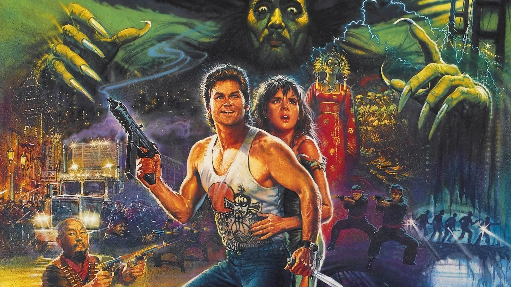 Dwayne Johnson pakt hoofdrol in remake 'Big Trouble in Little China'