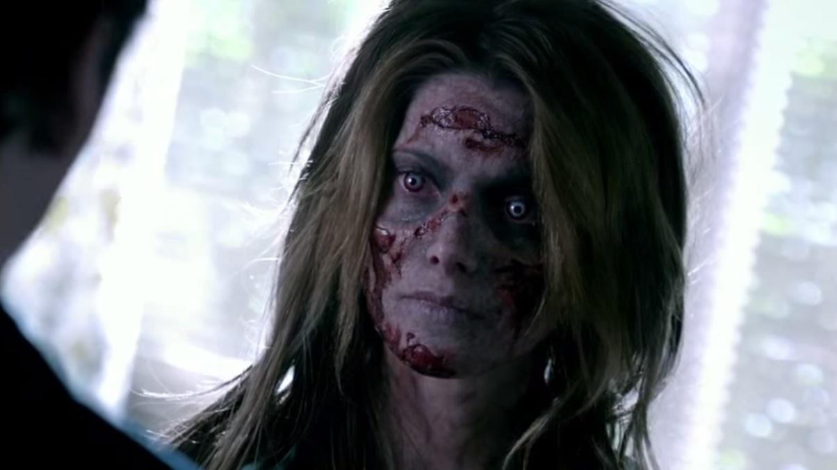 Smerige vriendin in trailer Joe Dante's 'Burying the Ex'