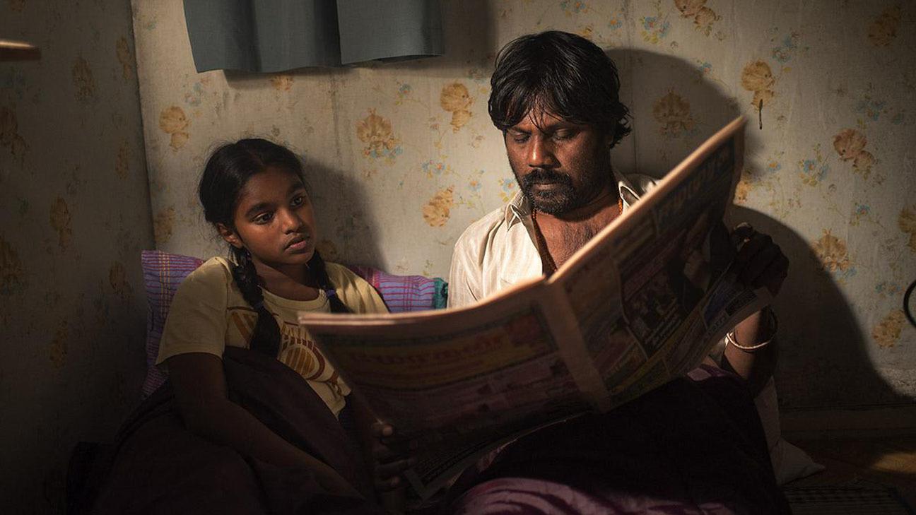 Migrantendrama 'Dheepan' wint Gouden Palm