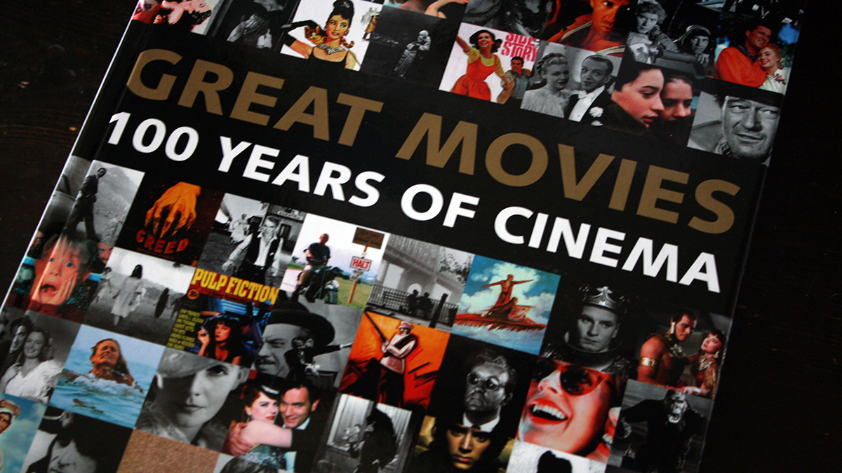Fraai boek - Great Movies: 100 Years of Cinema