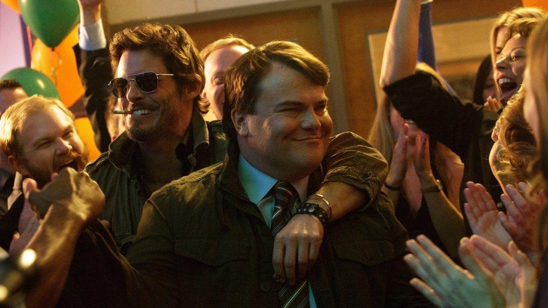 Trailer 'The D Train' maakt van Jack Black een irritant mannetje