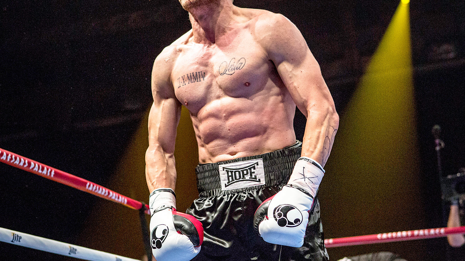 Eerste trailer 'Southpaw'!