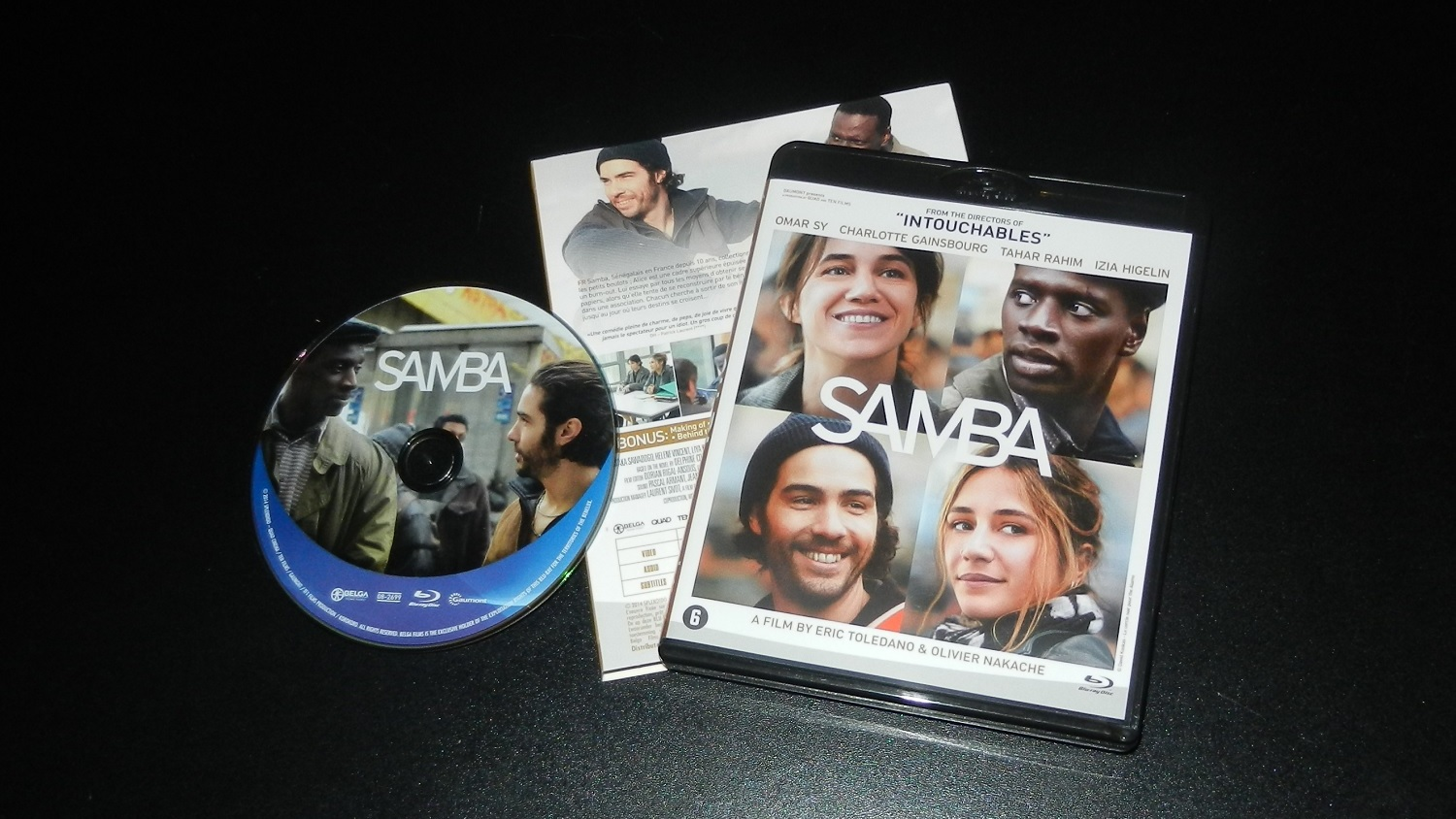 Blu-Ray Review: Samba