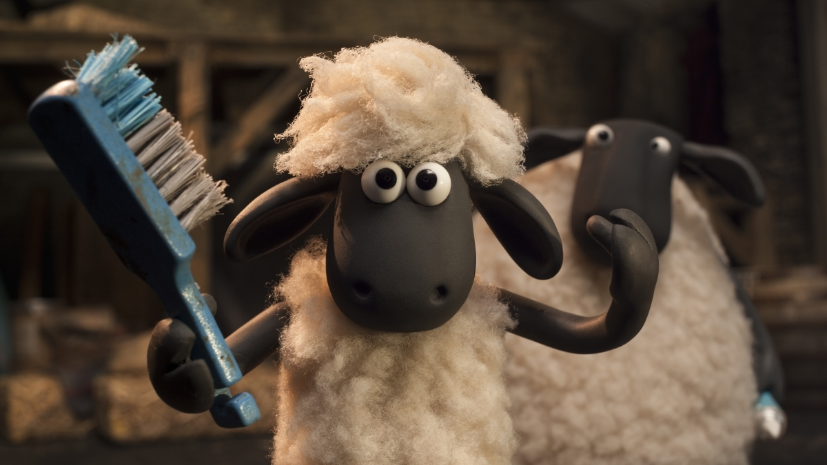 Alles over 'Shaun the Sheep Movie'