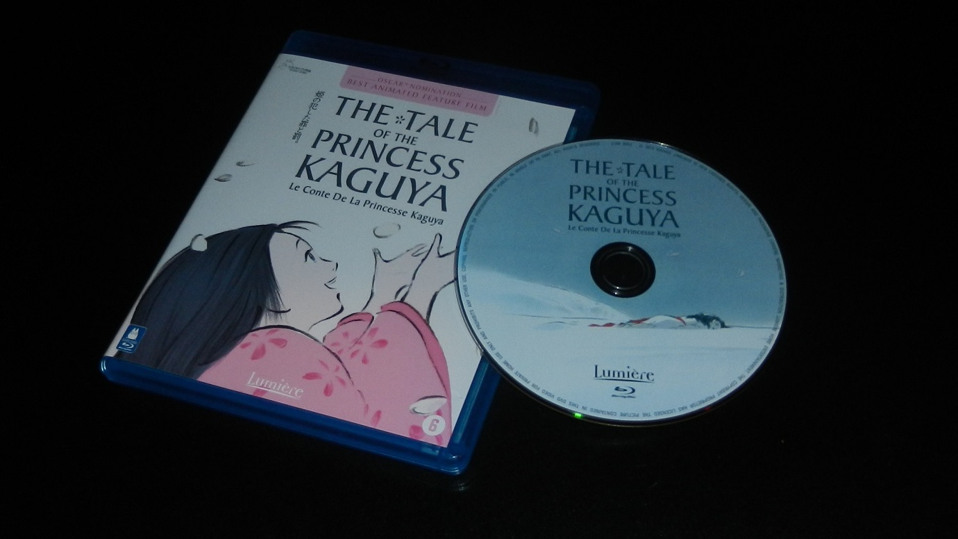 Blu-Ray Review: The Tale of the Princess Kaguya
