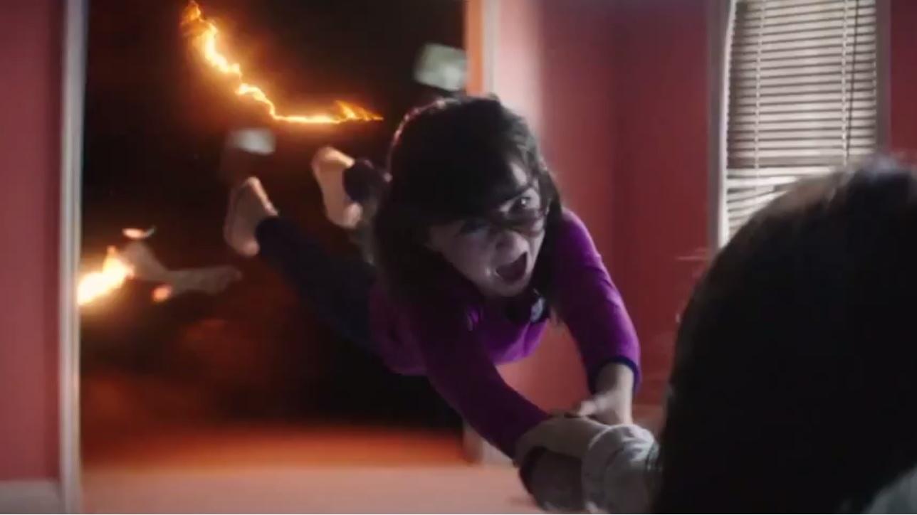 Eerste tv-spot 'Poltergeist' met Sam Rockwell en Rosemarie DeWitt