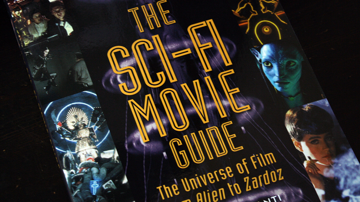 Fraai boek - The Sci-Fi Movie Guide