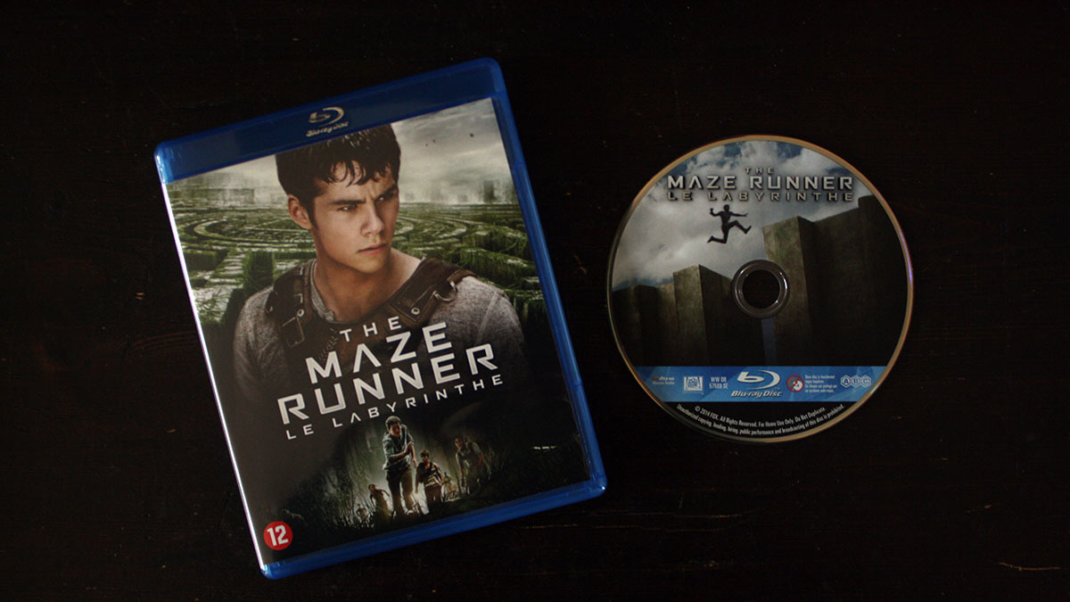 Blu-ray recensie - 'The Maze Runner'