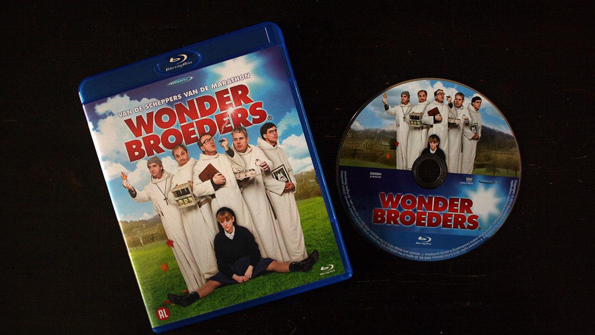 Blu-ray recensie 'Wonderbroeders'