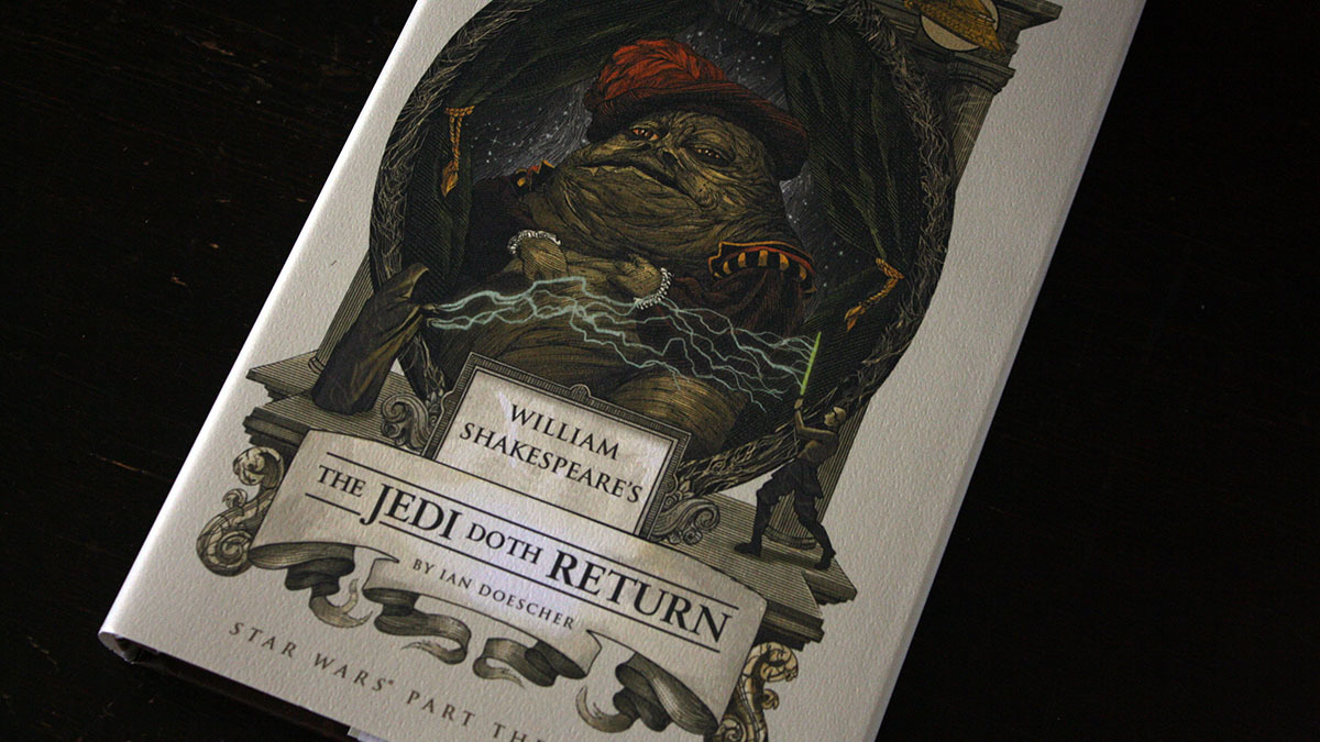 Fraai boek - William Shakespeare's The Jedi Doth Return