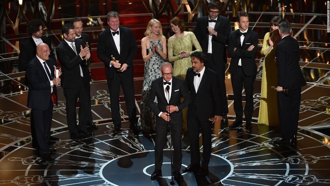 De Oscar-uitreiking in 10 hoogtepunten
