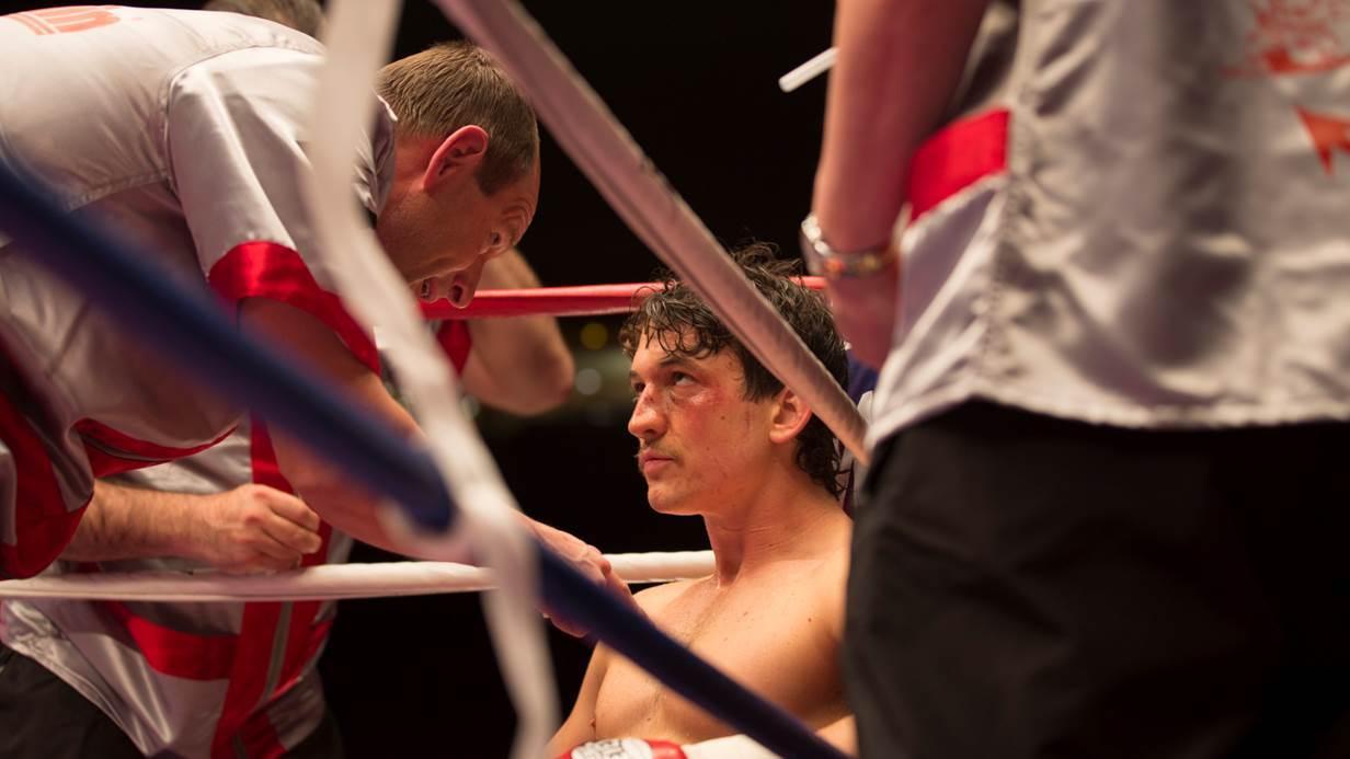 Eerste foto 'Bleed for This' met Miles Teller als bokser