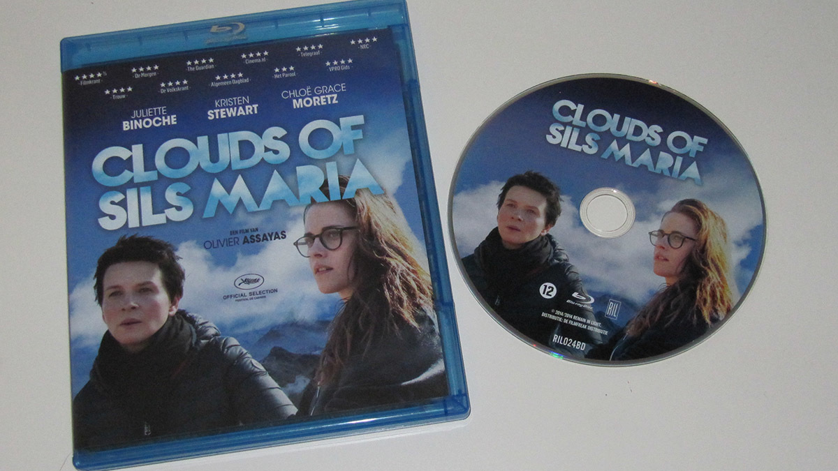 Blu-ray recensie - 'Clouds of Sils Maria'