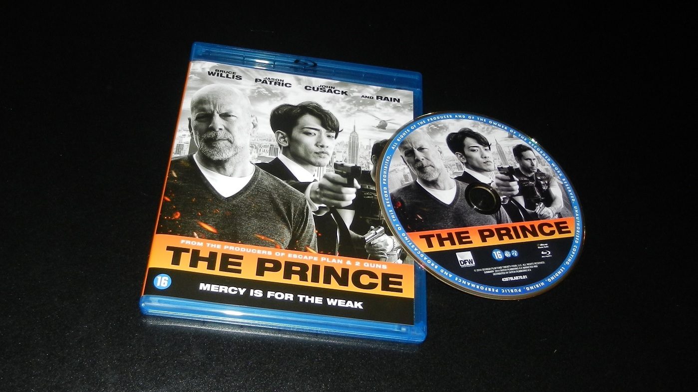 Blu-Ray Review: The Prince