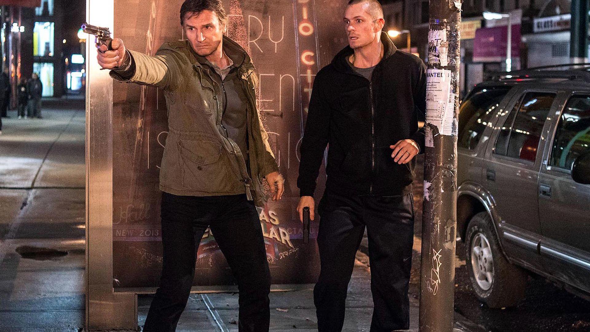 Lange nacht voor Liam Neeson in trailer 'Run All Night'