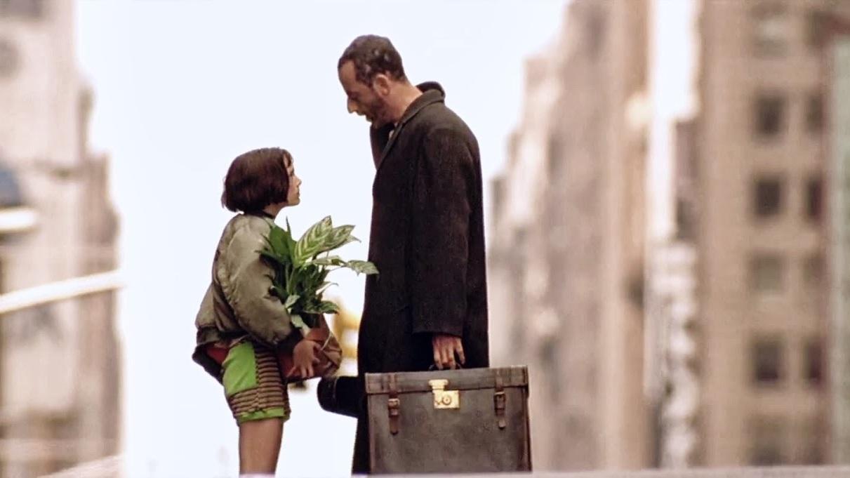 Cult tv-tip: 'Léon' met Jean Reno
