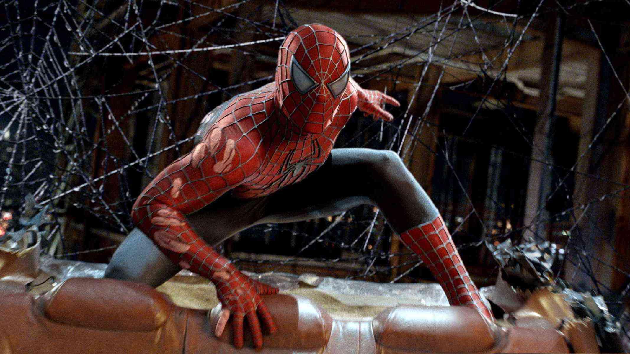 Sam Raimi heeft spijt van 'Spider-Man 3'