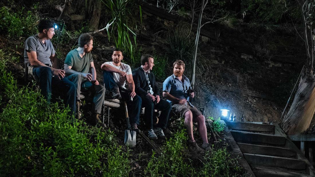 Eerste blik op 'Digging for Fire'