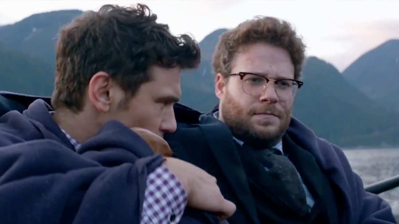 'The Interview' best verkochte onlinefilm 2014
