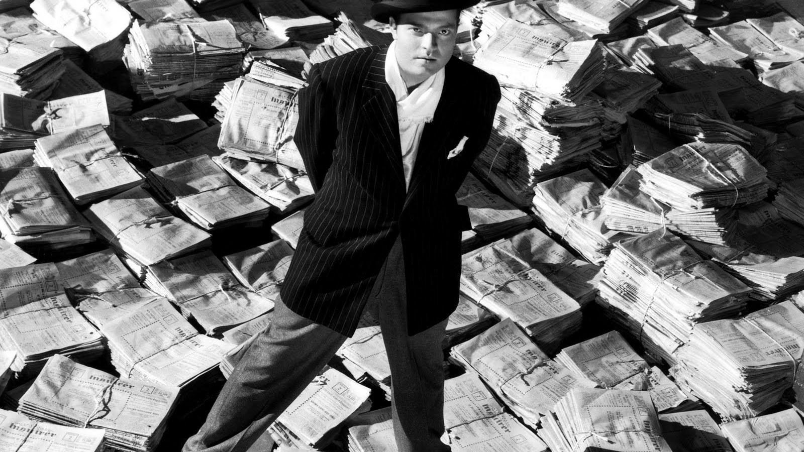 Orson Welles in de kijker in 2015