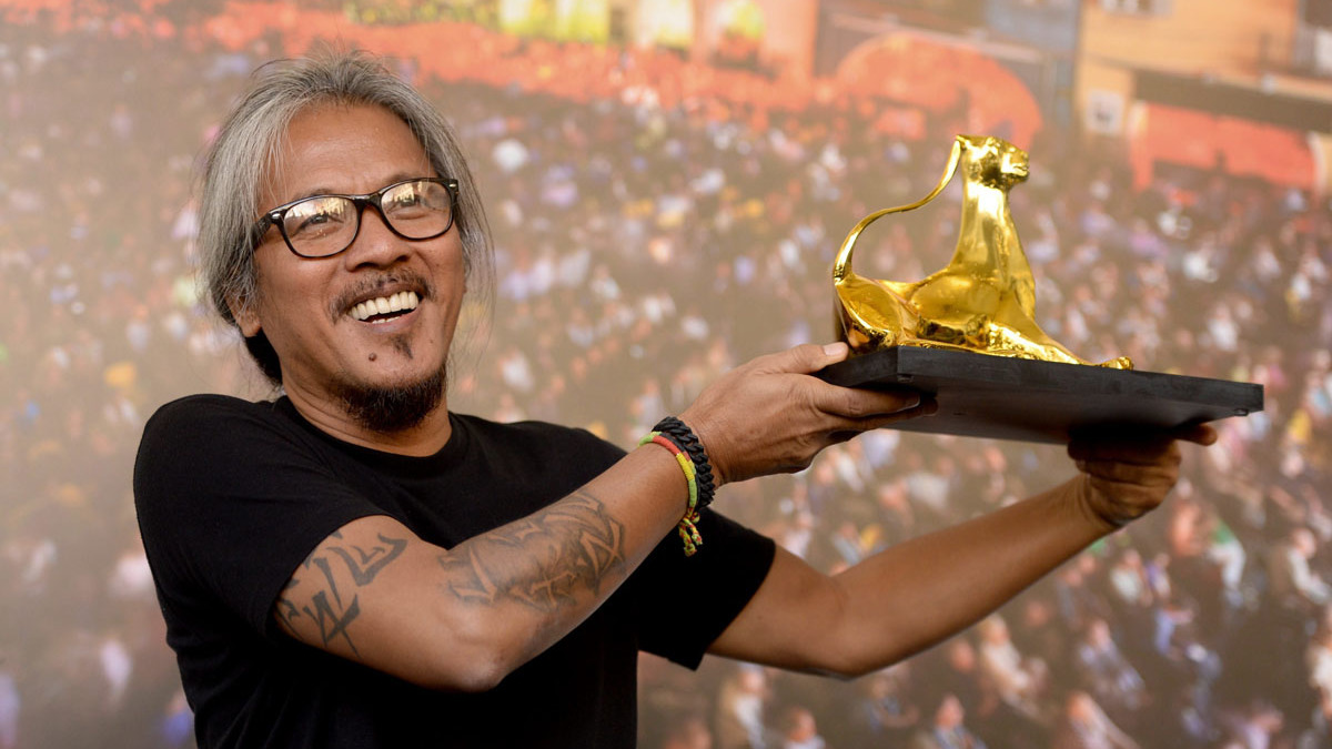 Fillipijnse filmmaker Lav Diaz 7 en 8 december in EYE