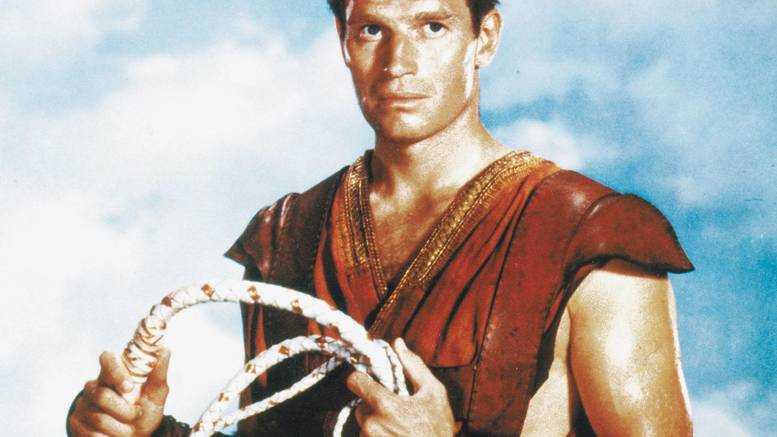 Opnames remake Ben-Hur bij Rome's Cinecittà Studios