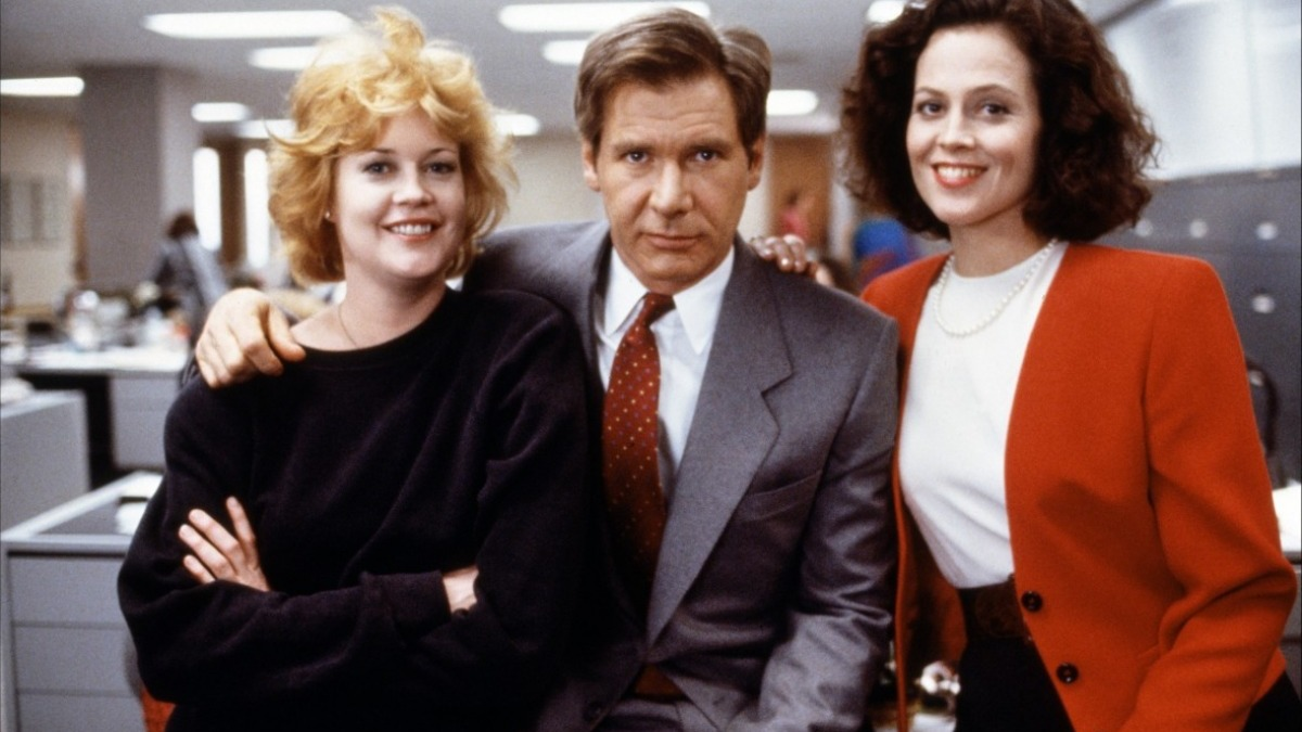 Flashback Friday: Working Girl