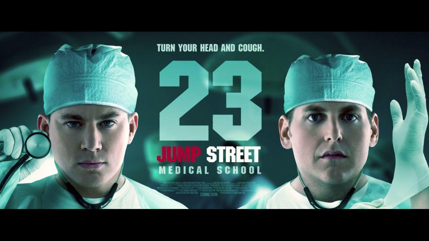 De 22 beoogde '22 Jump Street'-sequels uit de end-credits