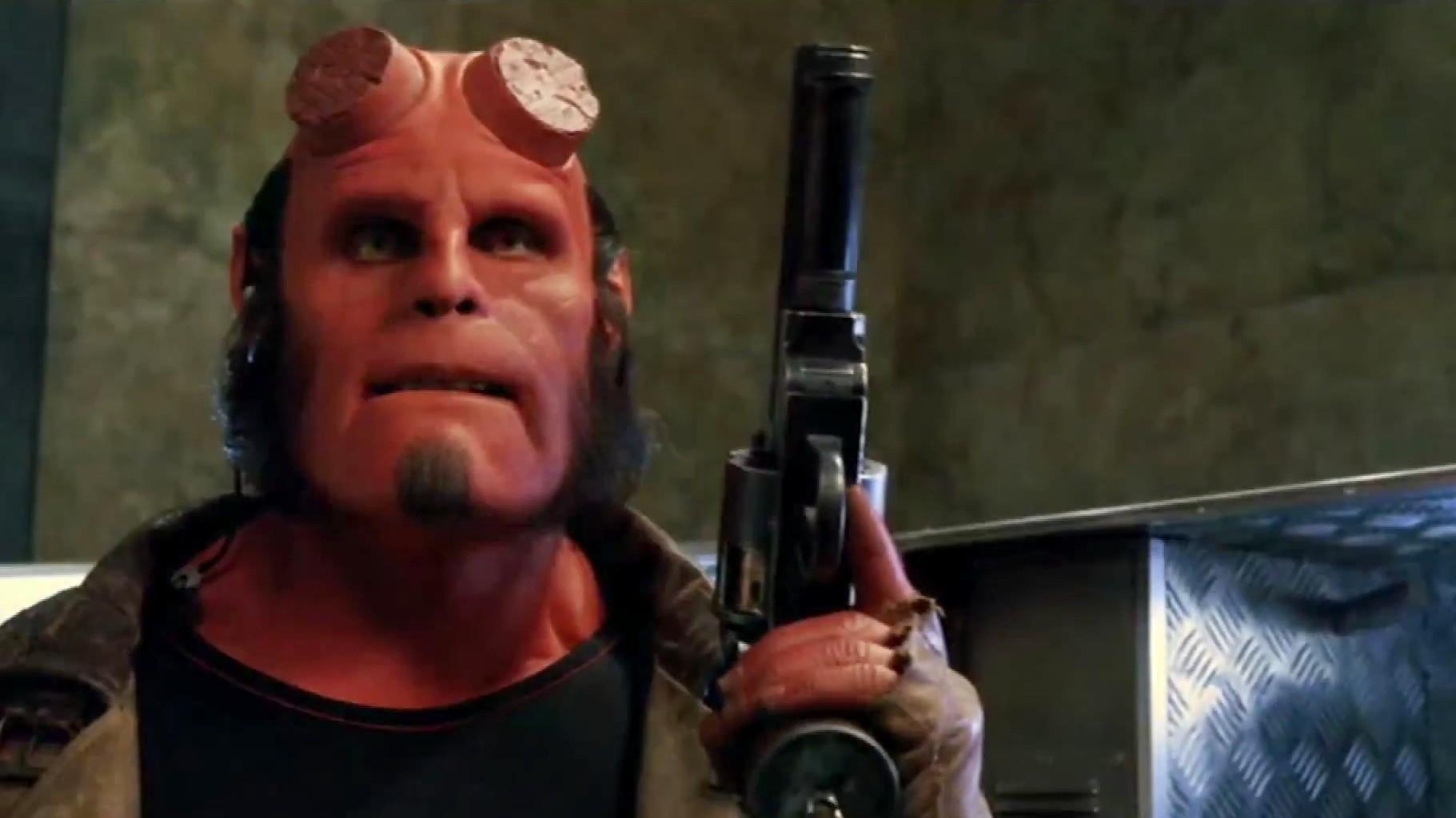 Guillermo del Toro over verhaal 'Hellboy 3'