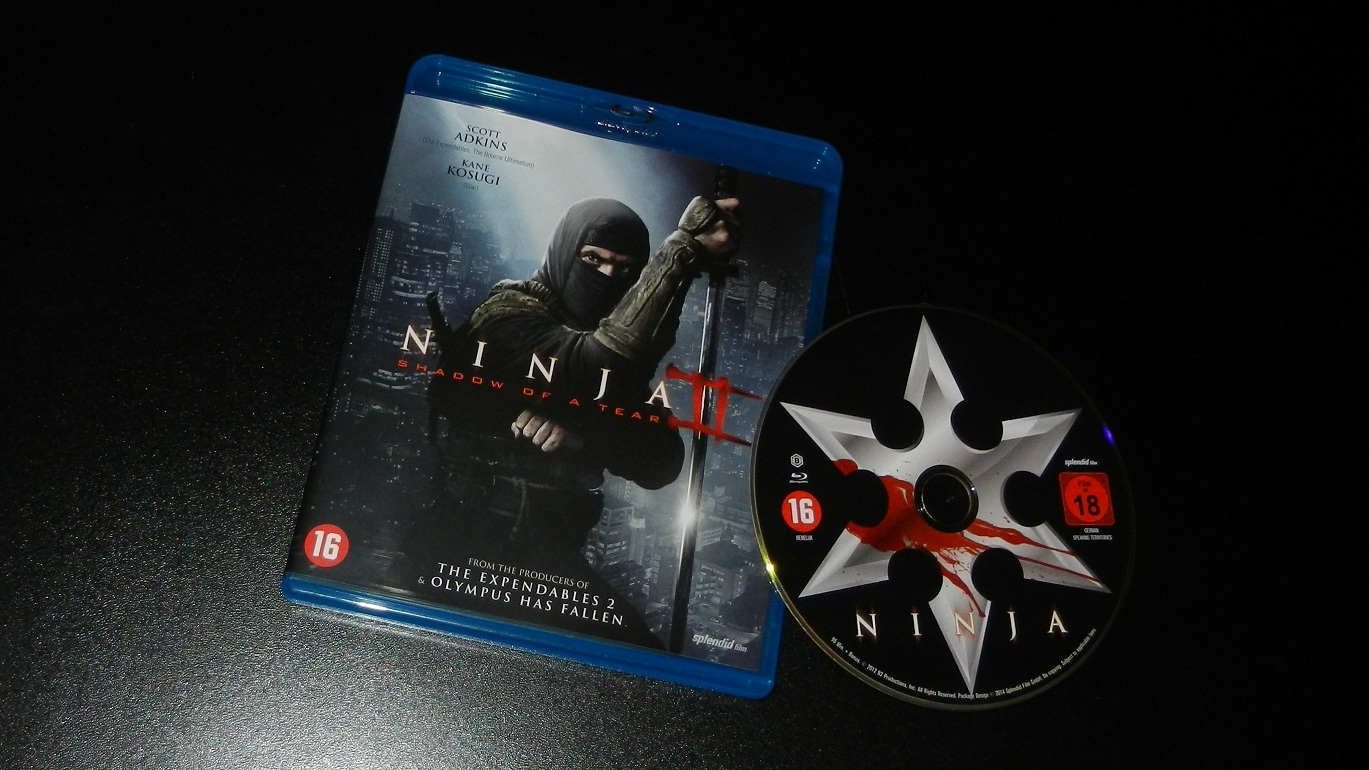Blu-Ray Review: Ninja: Shadow of a Tear