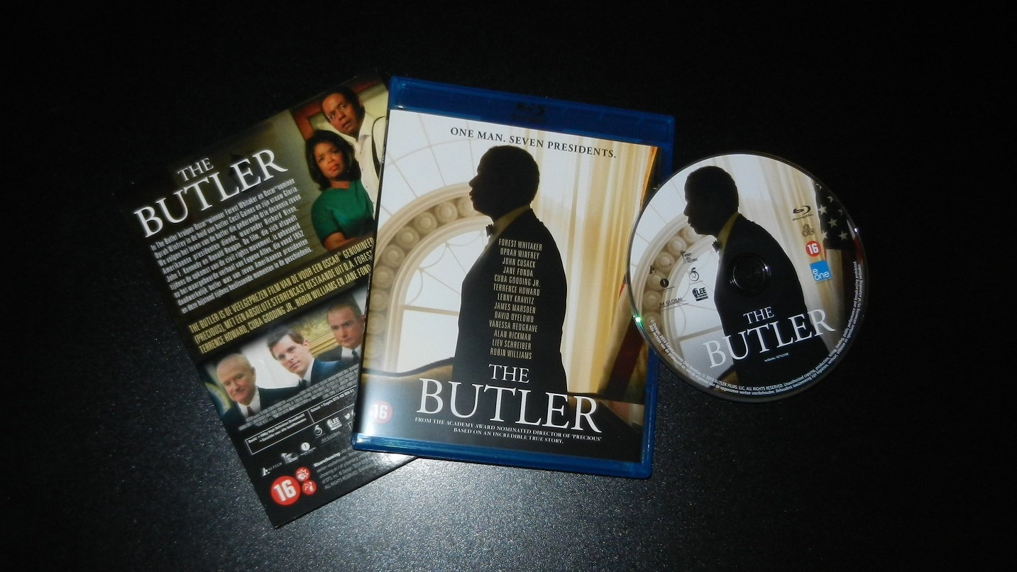 Blu-Ray Review: The Butler