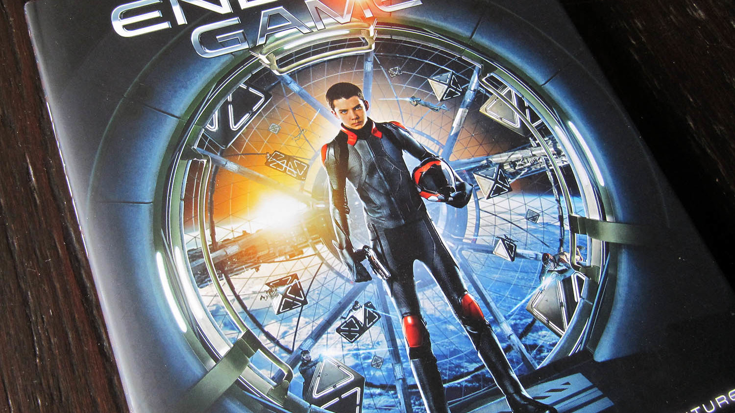 Fraai boek - Ender's Game: Inside the World of an Epic Adventure