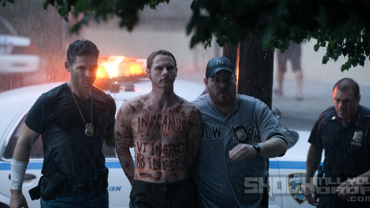 Opvallende foto uit 'Deliver Us From Evil' van 'Sinister'-regisseur Scott Derrickson