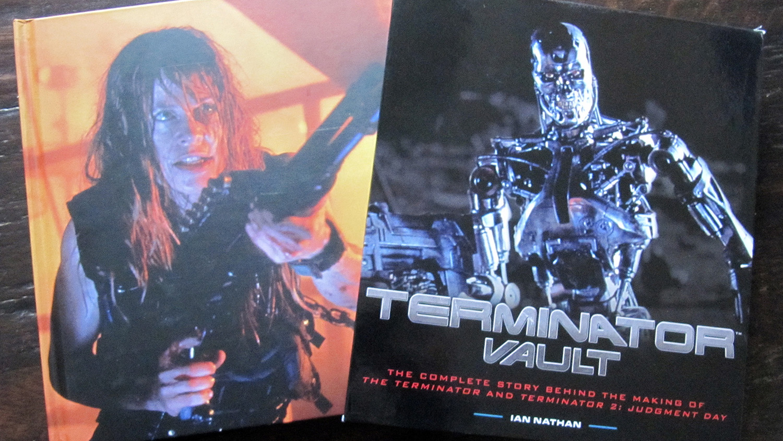 Fraai boek - Terminator Vault