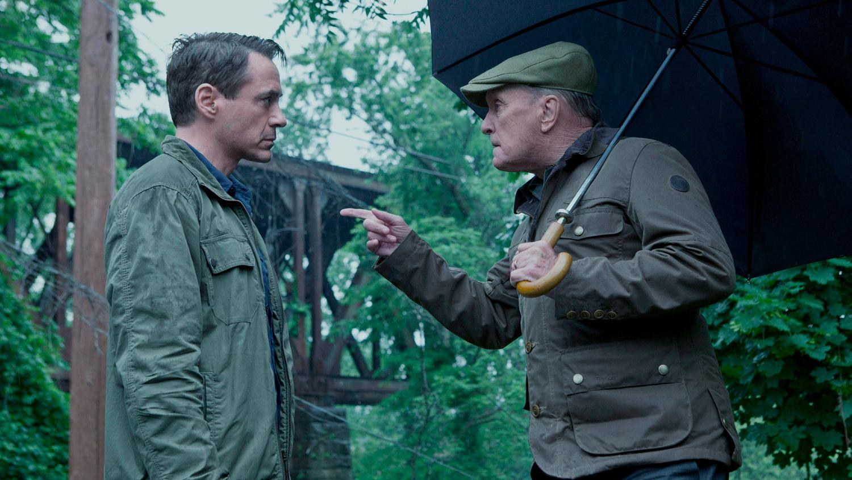 Eerste blik op 'The Judge' met Robert Duvall en Robert Downey Jr.