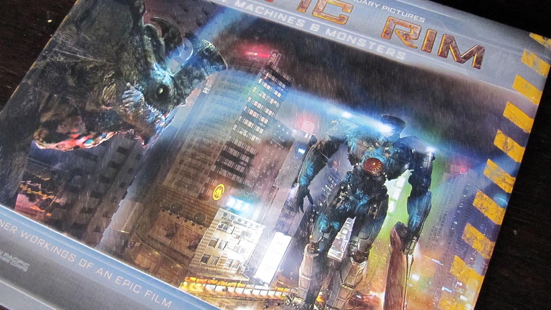 Fraai boek - Pacific Rim: Man, Machine & Monsters