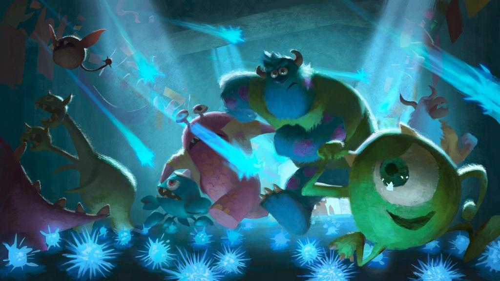 Blu-Ray Review: Monsters University