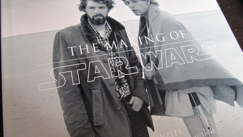 Fraai boek - The Making of Star Wars