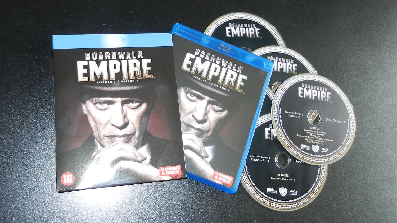 Blu-Ray Review: Boardwalk Empire (Seizoen 3)