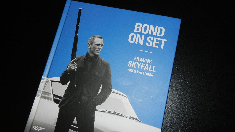 Fraai boek - Bond on Set: Filming Skyfall