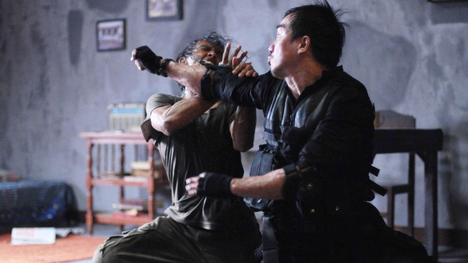 Blu-Ray Review: The Raid