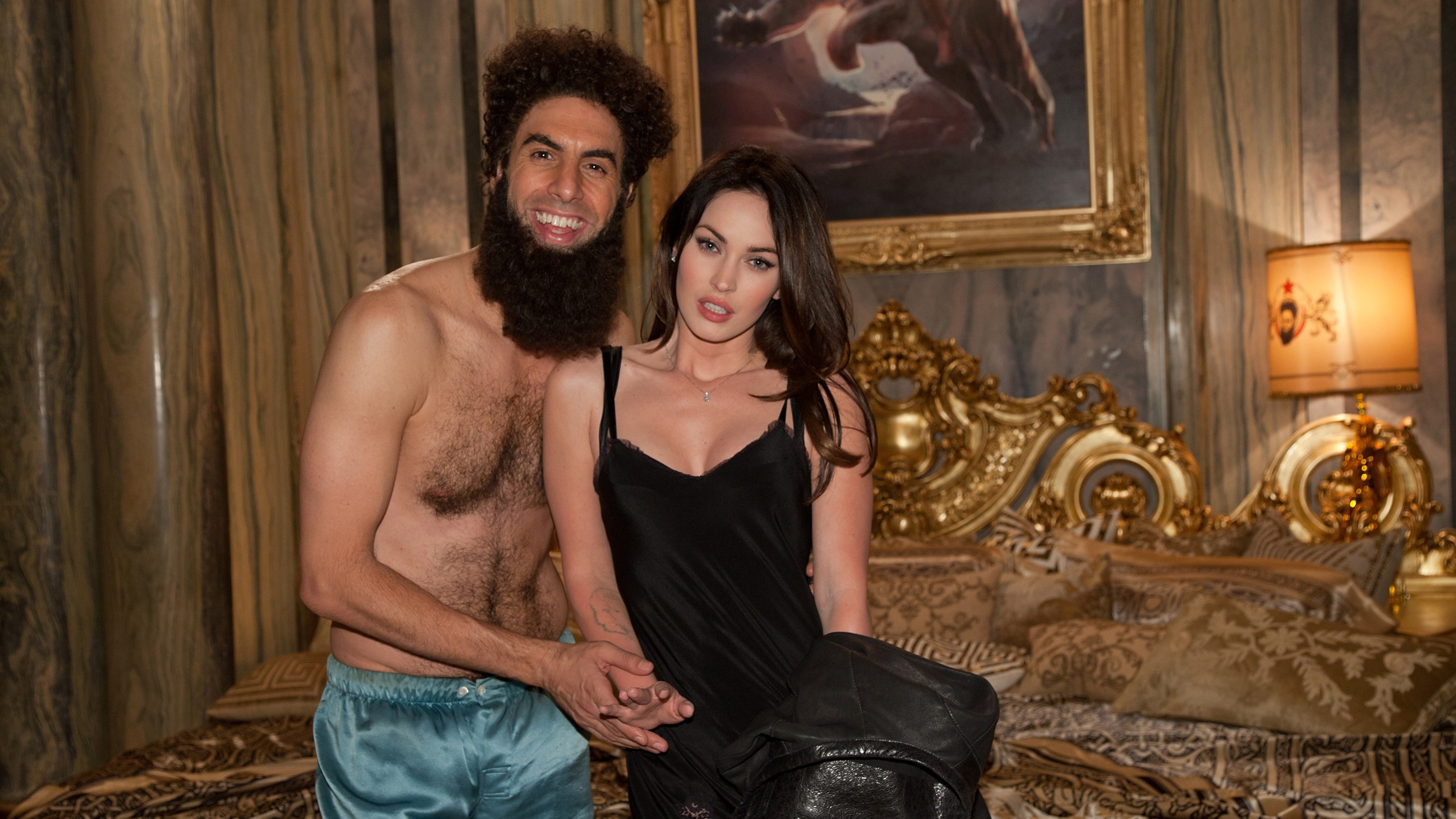 Blu-Ray Review: The Dictator