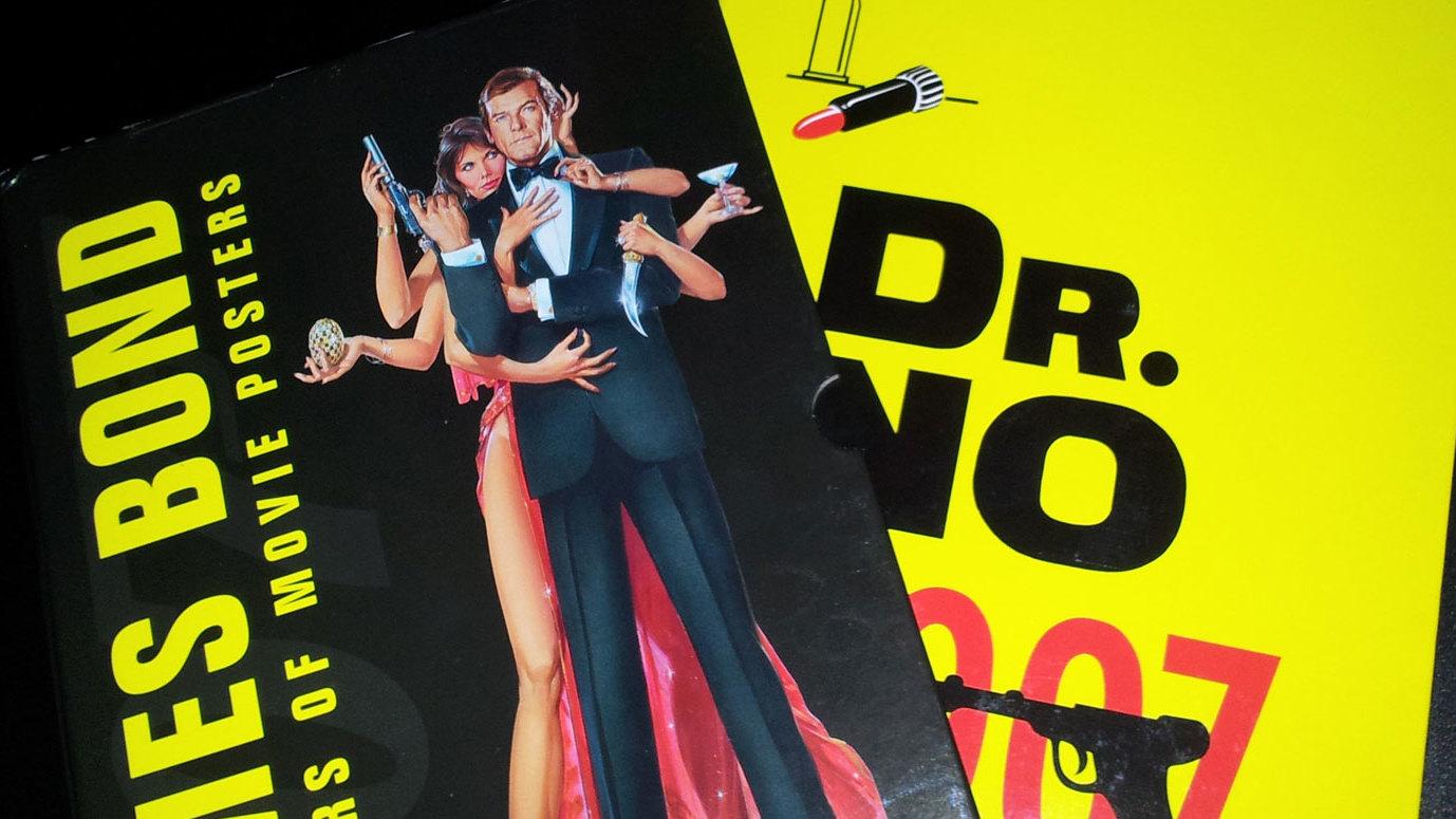 Fraai boek - James Bond: 50 Years of Movie Posters