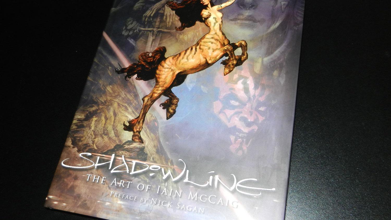 Fraai boek - Shadowline: The Art of Iain McCaig