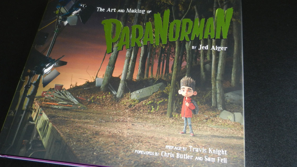 Fraai boek - The Art & Making of ParaNorman