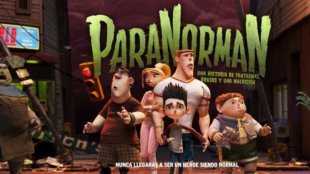 Enorm gave Making Of van ParaNorman